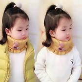 毛線針織寶寶圍脖兒童脖套