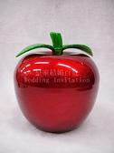 蘋果糖果盒 過年擺設 喜慶 結婚用品【皇家結婚用品百貨】