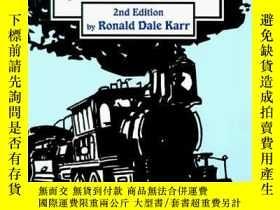 二手書博民逛書店Lost罕見Railroads of New England (2nd Edition)(New England