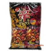 【吉嘉食品】天六(傳六) 辣味什錦豆菓子 1包260公克10入 [#1]{4901930126104}