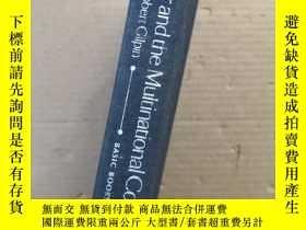 二手書博民逛書店U.S.Power罕見and the Multinational