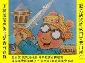 二手書博民逛書店A罕見MARC BROWN ARTHUR CHAPTER BOOK 1.5.7.13 (4本合售)Y14530