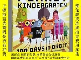 二手書博民逛書店星球幼兒園罕見卡通繪本 迪士尼畫師作品集 Planet kind