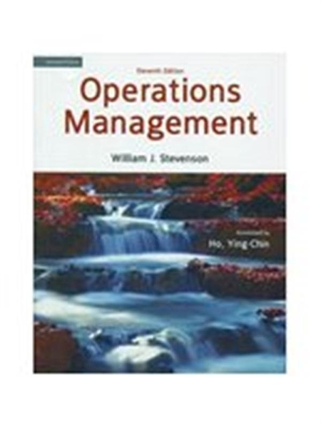 (二手書)Operations Management (annotation edition)(11版)