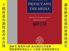 二手書博民逛書店【罕見】2006年出版 The Law Of Privacy A