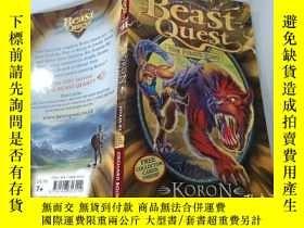 二手書博民逛書店Beast罕見Quest Jaws Of Death:野獸探索死亡之口Y200392