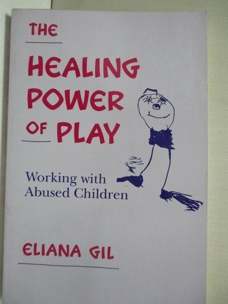 【書寶二手書T1/大學理工醫_KJG】The Healing Power of Play: Working With Abused Children
