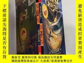 二手書博民逛書店beast罕見quest the storm monster 野獸探索風暴怪物Y200392