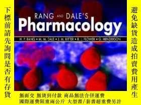 二手書博民逛書店Rang罕見& Dale s PharmacologyY255562 Humphrey P. Rang Chu