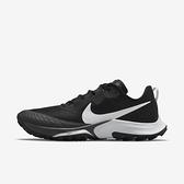 Nike Air Zoom Terra Kiger 7 [CW6062-002] 男鞋 越野跑鞋 氣墊 戶外 透氣 黑白