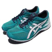 Asics 慢跑鞋 競速跑鞋 Tartherzeal 5 虎走 Wide 藍 白 輕量 運動鞋 男鞋【PUMP306】 TJR289-3801