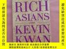 二手書博民逛書店Crazy罕見Rich Asians 瘋狂的亞洲富豪 外文書Y14804
