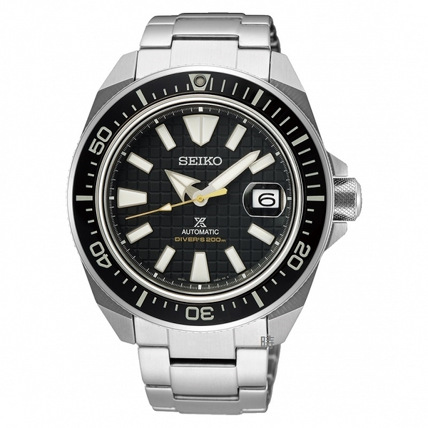 SEIKO 精工 Prospex 愛海洋 水鬼 潛水機械錶 SRPE35K1 / 4R35-03W0D