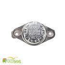(ic995) KSD301 10A 250V 180°C 常閉型 雙金屬片溫控器 溫控 開關 壹包1入 #8593