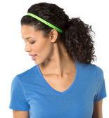 BROOKS 夜光慢跑 反光 頭帶 Reflective Headband-BK280260328 [陽光樂活=]
