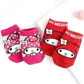 三麗鷗系列直版寶寶襪 美樂蒂 童襪 嬰兒襪 襪子