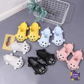 兒童拖鞋 涼拖鞋夏2-8歲男童室內防滑卡通老鼠可愛居家寶寶包頭拖鞋軟底