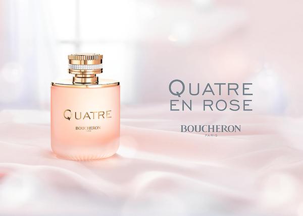 岡山戀香水~Boucheron Quatre En Rose 環戒玫瑰之戀女性淡香精50ml~優惠價:1560元
