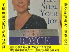 二手書博民逛書店英文原版罕見Seven things that steal yo