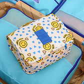 ◄ 生活家精品 ►【N026】加大加厚盥洗包 旅行收納包 有蓋防潑水加厚 旅行組 化妝包 洗漱包