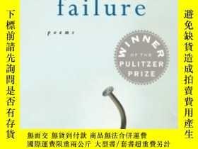 二手書博民逛書店罕見Failure-失敗Y436638 Philip Schultz Mariner Books 2009 I