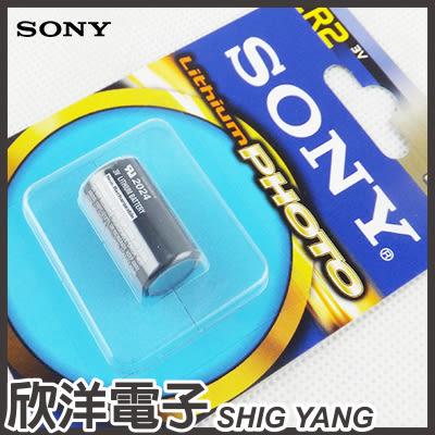SONY CR2 3V鋰電池 (CR2-B1A) / 拍立得 Mini 25 50適用