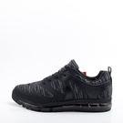 DIADORA  男 編織 氣墊流行慢跑鞋-黑 DA8AMC6050