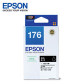 EPSON T176150 原廠經濟型黑色墨水匣
