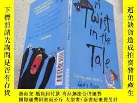二手書博民逛書店a罕見twist in the tale故事的轉折Y200392