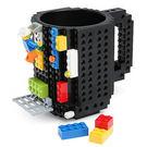 【Miss Sugar】LEGO樂高積木隨手馬克DIY組裝咖啡杯水杯