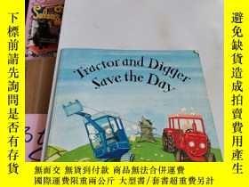 二手書博民逛書店Tactor罕見and Digger Save the DayY246305 見圖 見圖