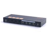 [富廉網] HANWELL 捍衛科技 SMV-401A-plus 4對1 VGA+Audoi 影音訊號自動切換器