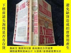 二手書博民逛書店A罕見Thief of Time【英文原版書】32開本Y9636