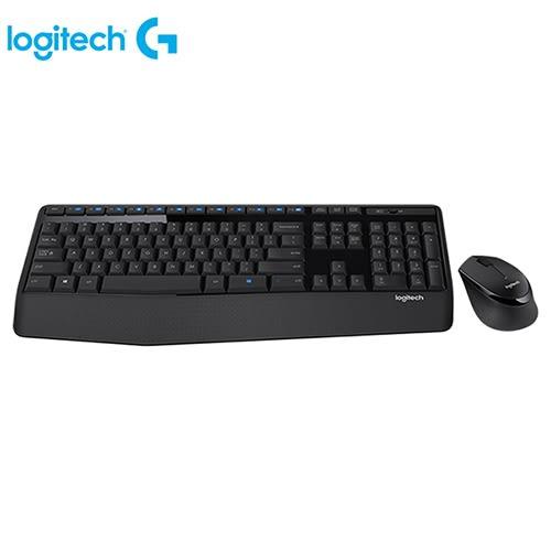 [logitech 羅技]MK345 無線鍵盤滑鼠組