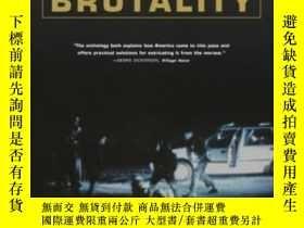 二手書博民逛書店Police罕見Brutality: An AnthologyY