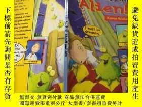 二手書博民逛書店Aargh,it s罕見an Alien:(啊呀,這是一個外星人)Y200392