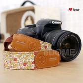icode Public 30 韓國幸運草相機背帶 黃色小花 (郵寄免運 湧蓮國際公司貨) 彩色亮麗肩帶