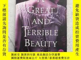 二手書博民逛書店A罕見Great and Terrible BeautyY191