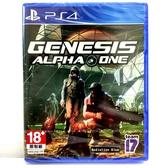 PS4 創世紀 阿爾法一號 Genesis Alpha One 英文版