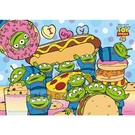 【台製拼圖】HPD0108-197 Toy story 4 玩具總動員 (6) 108 片盒裝拼圖