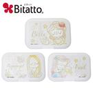 【日本正版】迪士尼公主 濕紙巾蓋 L號 濕紙巾盒蓋 重複黏 迪士尼 Disney Bitatto 039213 039251 039282