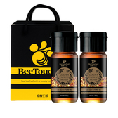 蜜蜂工坊 金選台灣蜂蜜禮盒(700gX2罐)