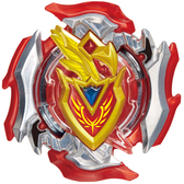 戰鬥陀螺 BURST#105 超刃勇士