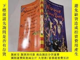 二手書博民逛書店winnie罕見goes batty:溫妮發瘋了Y200392 不祥 不祥