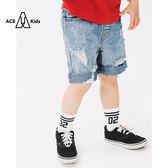 【618好康鉅惠】618好康鉅惠男童破洞牛仔短褲2018新款潮韓版童裝褲