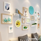 掛畫 北歐客廳裝飾畫沙發背景牆畫兒童房臥室掛畫藝術現代簡約餐廳壁畫 果果輕時尚NMS