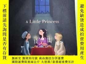 二手書博民逛書店英文原版FRANCES罕見HODGSON BURNETT: A Little PrincessY458736