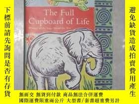 二手書博民逛書店原版罕見The Full Cupboard of Life by