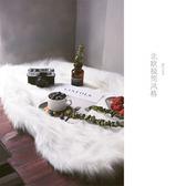 攝影道具 拍照長毛絨布地毯背景布飾品包包拍攝影zg