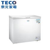 【TECO東元】194L上掀式單門冷凍櫃RL2017W